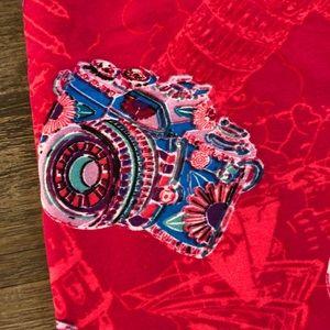 Lularoe one size camera leggings